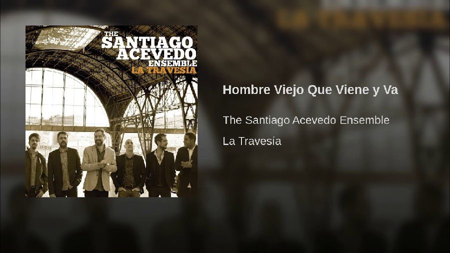 """The Santiago Acevedo Ensemble"" está bloqueado The Santiago Acevedo Ensemble"